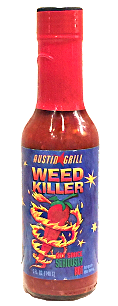 austin weed killer