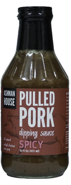 House Pulled Pork Dipping Sauce Spicy